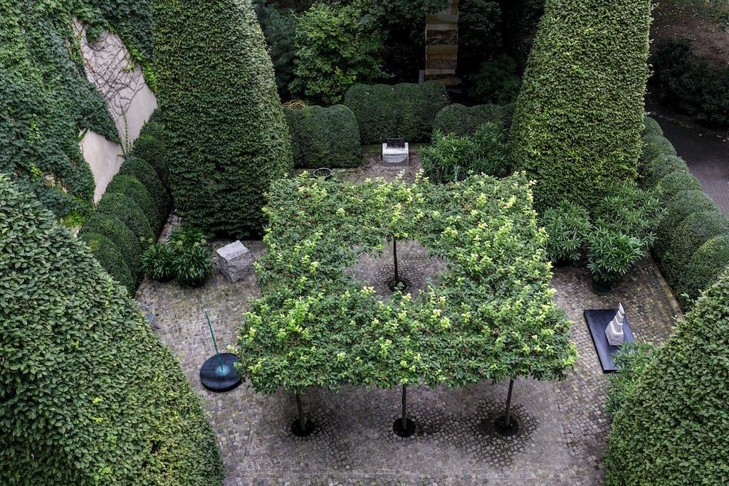 Leiko Ikemura, Pleasure Garden