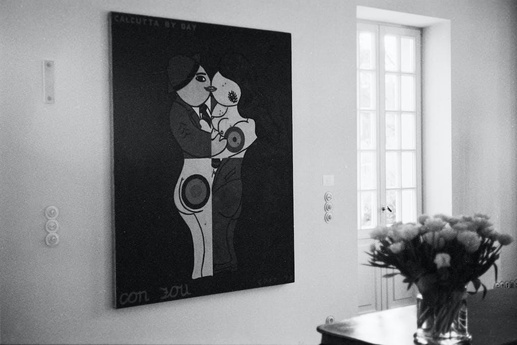 William N. Copley, Paintings – Drawings 1966–1980