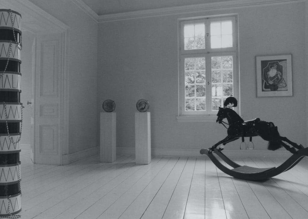 Ian Hamilton Finlay: An Exhibition on Two Themes