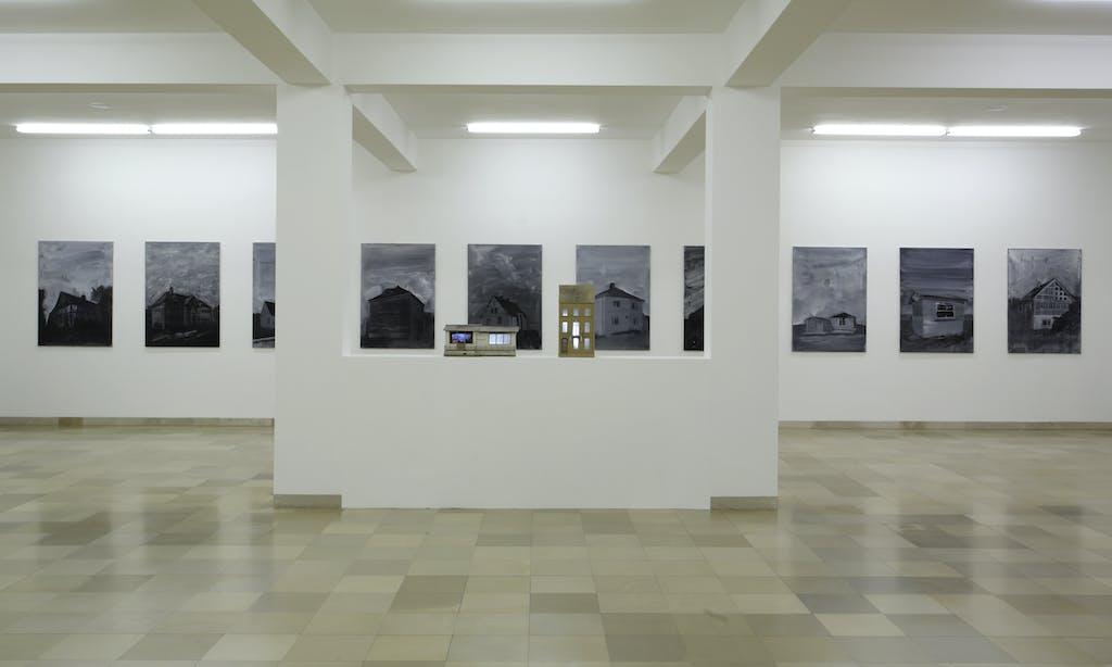 Ivan Bazak, Häuser