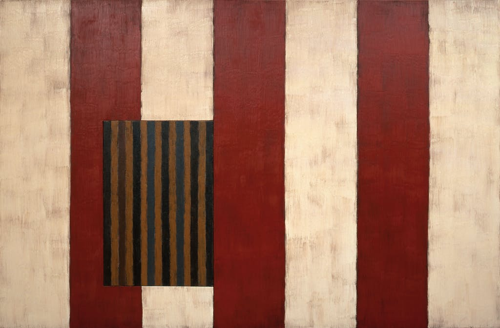 Sean Scully at the Modern Art Museum of Fort Worth