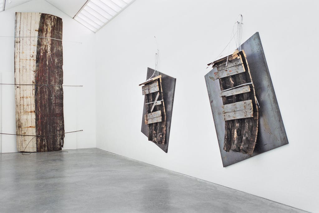 Jannis Kounellis, Albatros and The Gospel According to Thomas