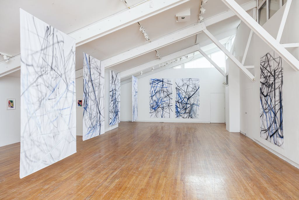 Liliane Tomasko at Rockland Center for the Arts