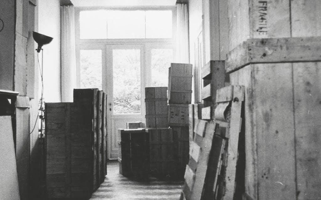 Marcel Broodthaers, Musée d'Art Moderne, Département des Aigles, 1968-69