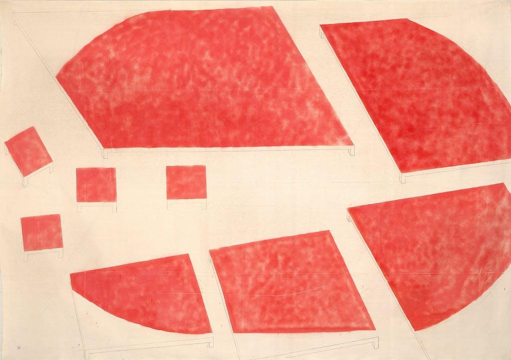 Mario Merz, Untitled, 1974