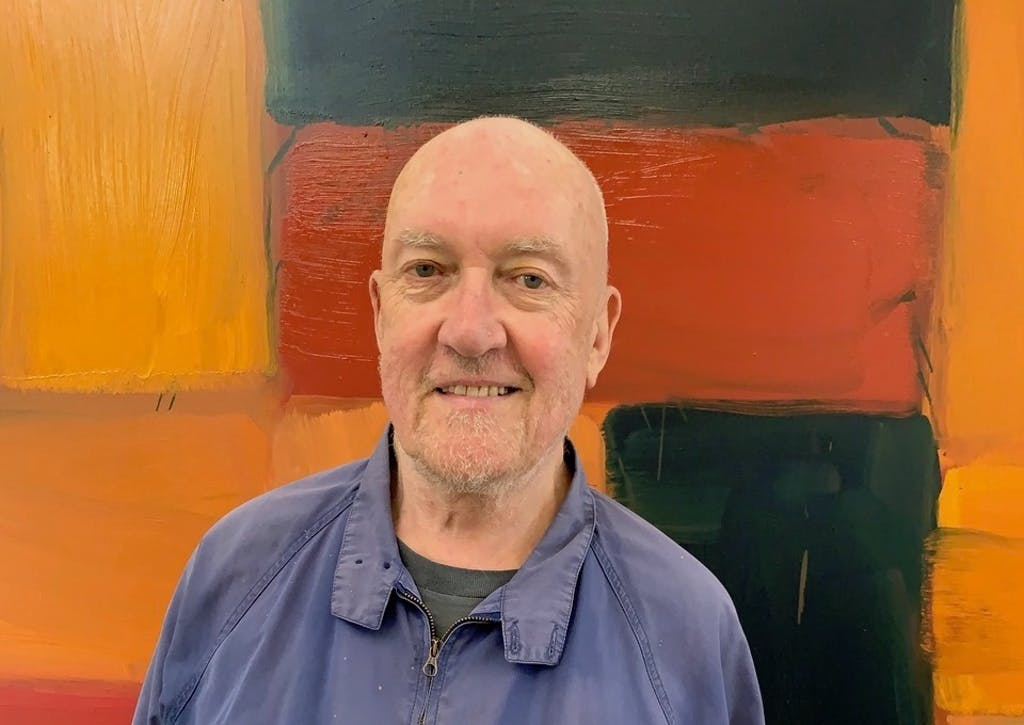 Sean Scully, online lecture for the American Academy in Berlin