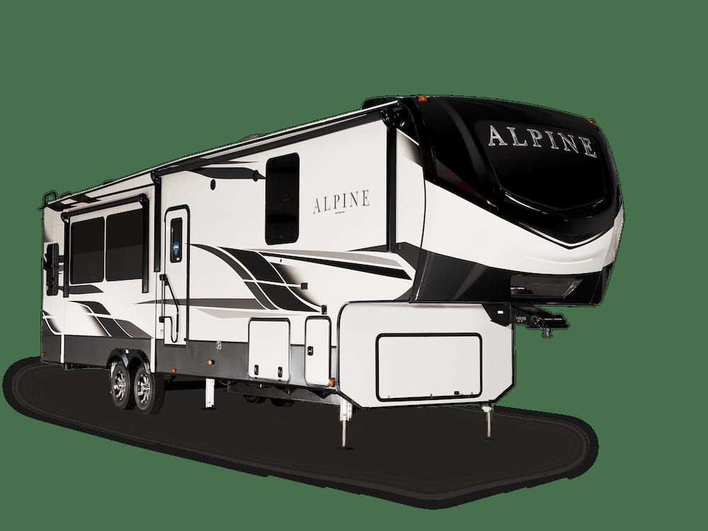 alpine exterior standard
