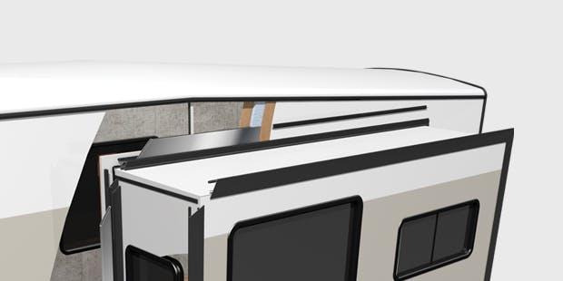 Tru-Fit™ Slide Construction