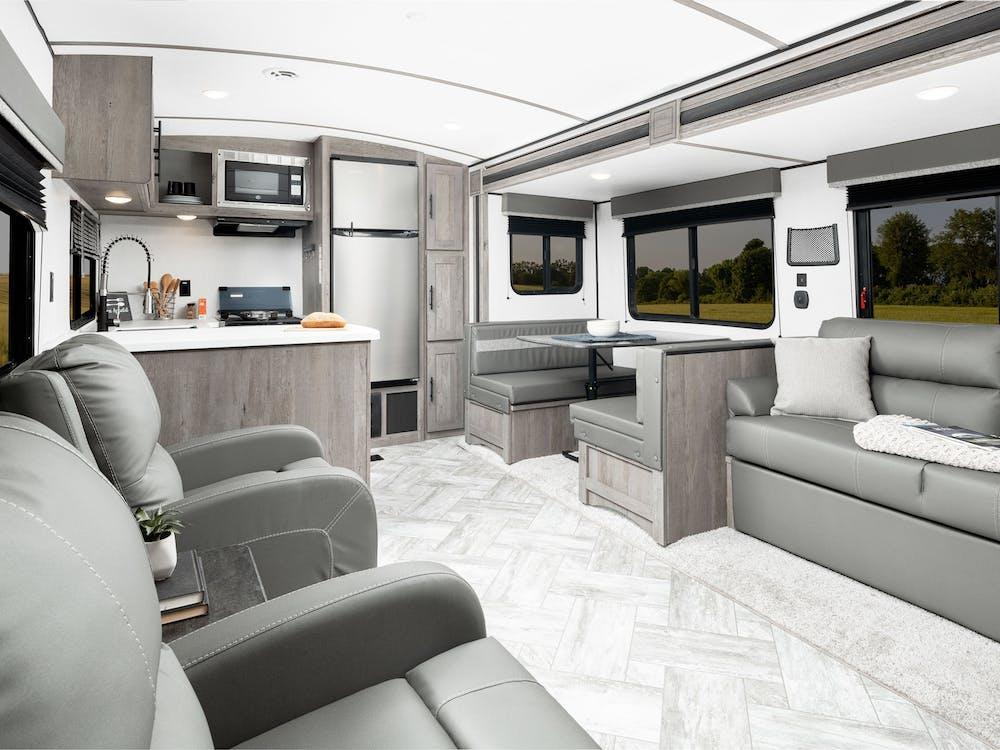 Keystone Springdale 293 travel trailer