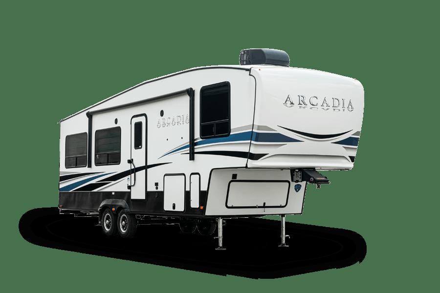 Picture of Arcadia Half-Ton RV