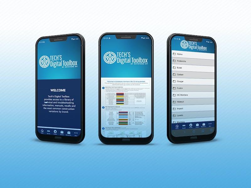 Tech's Digital Toolbox