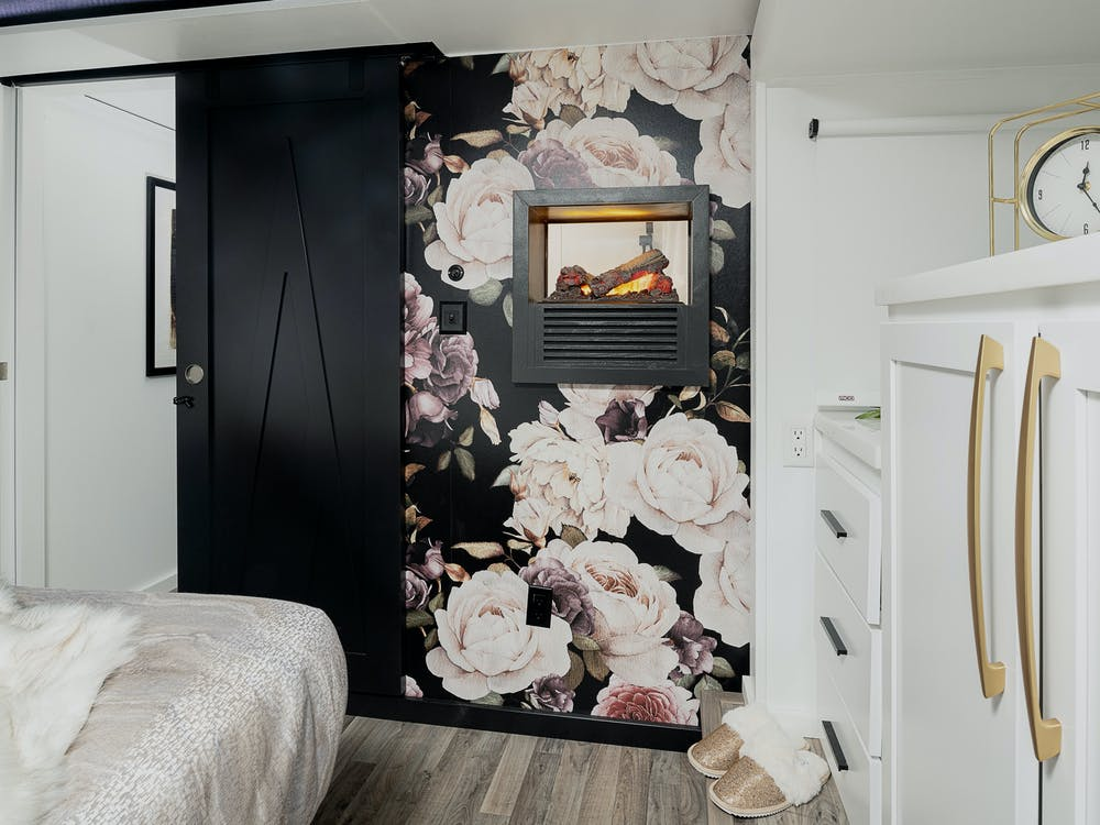 The Ultimate Montana bedroom accent wall