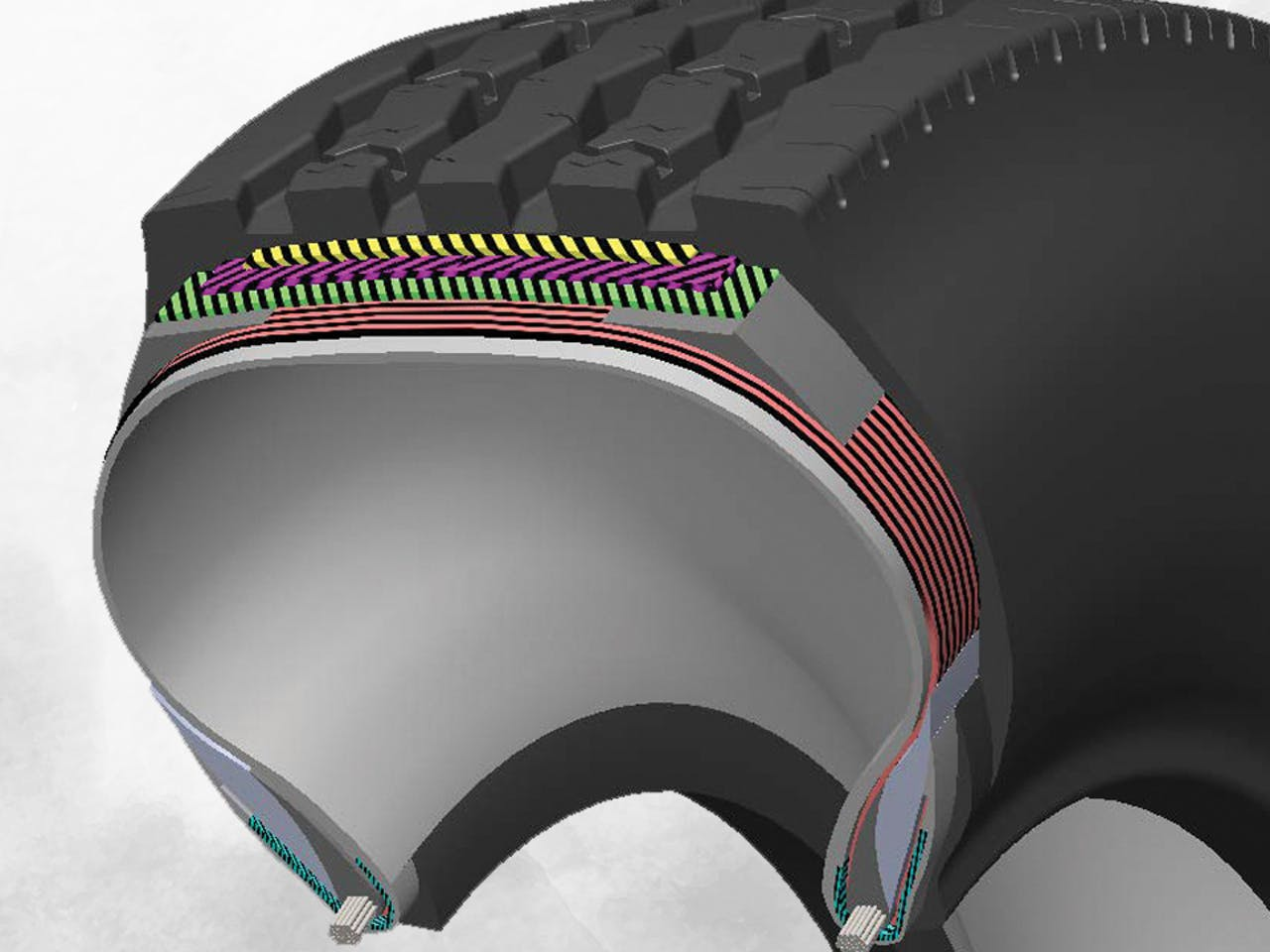 Heavy Duty G-rated Tires