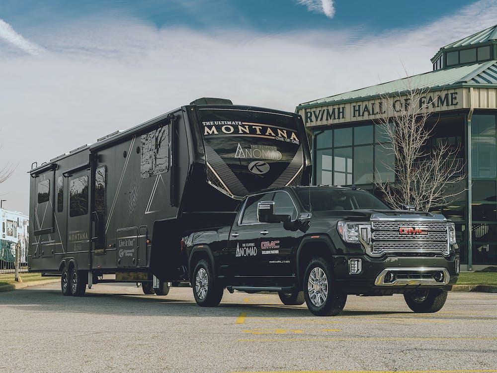The Ultimate Montana exterior