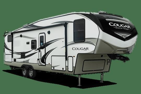 Cougar Half-Ton