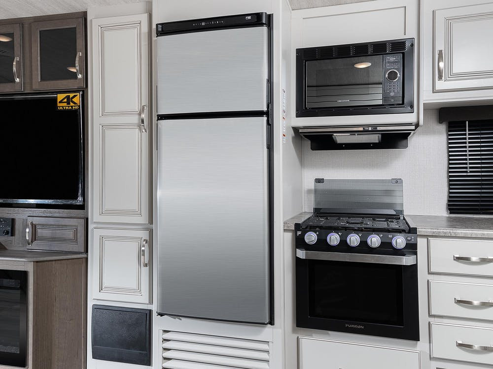 30RKD Stainless Refrigerator