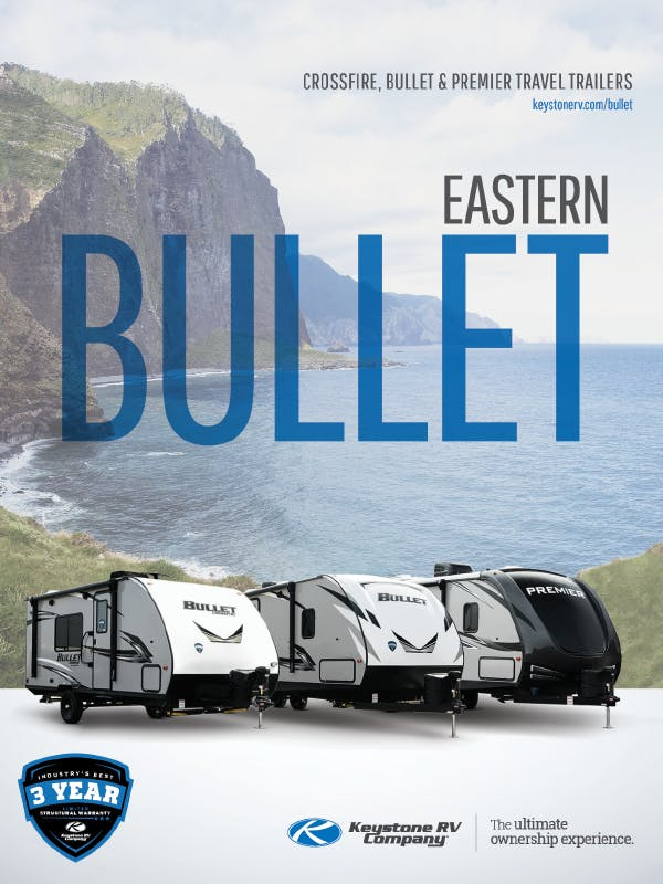 Bullet East (English)