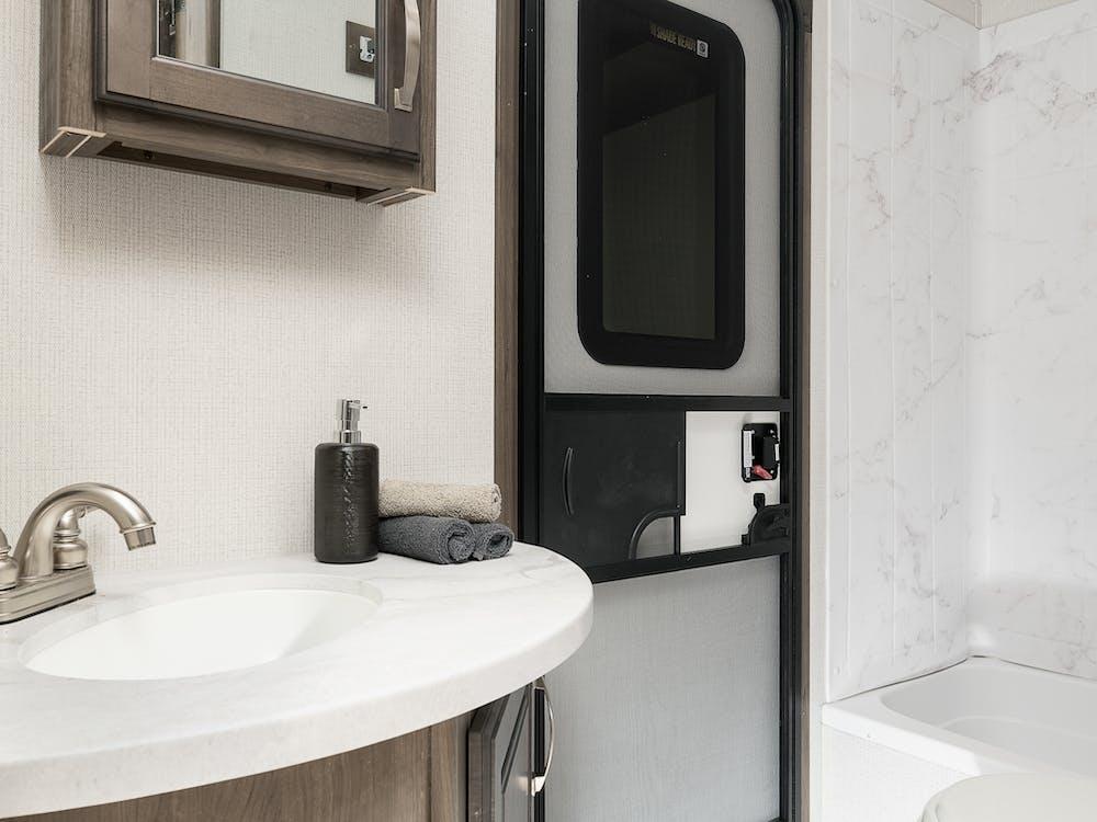 Cougar 29BHS bathroom