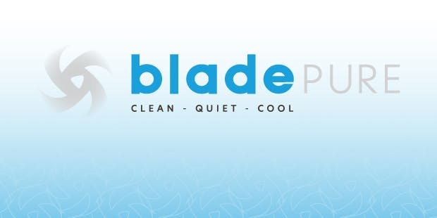 Blade Pure™ Airflow System