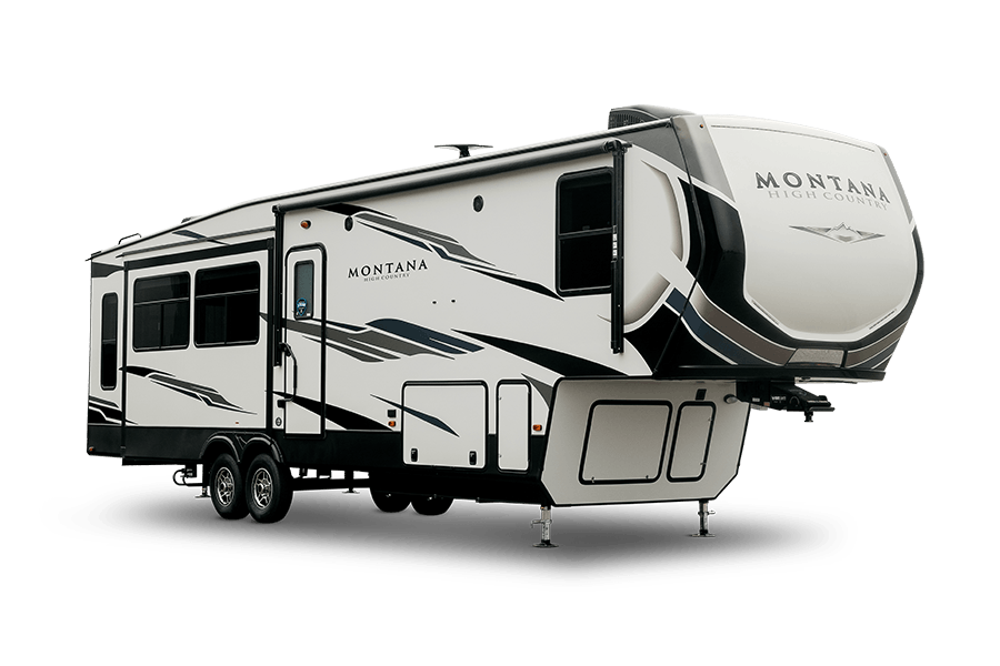 Montana High Country Fifth Wheels