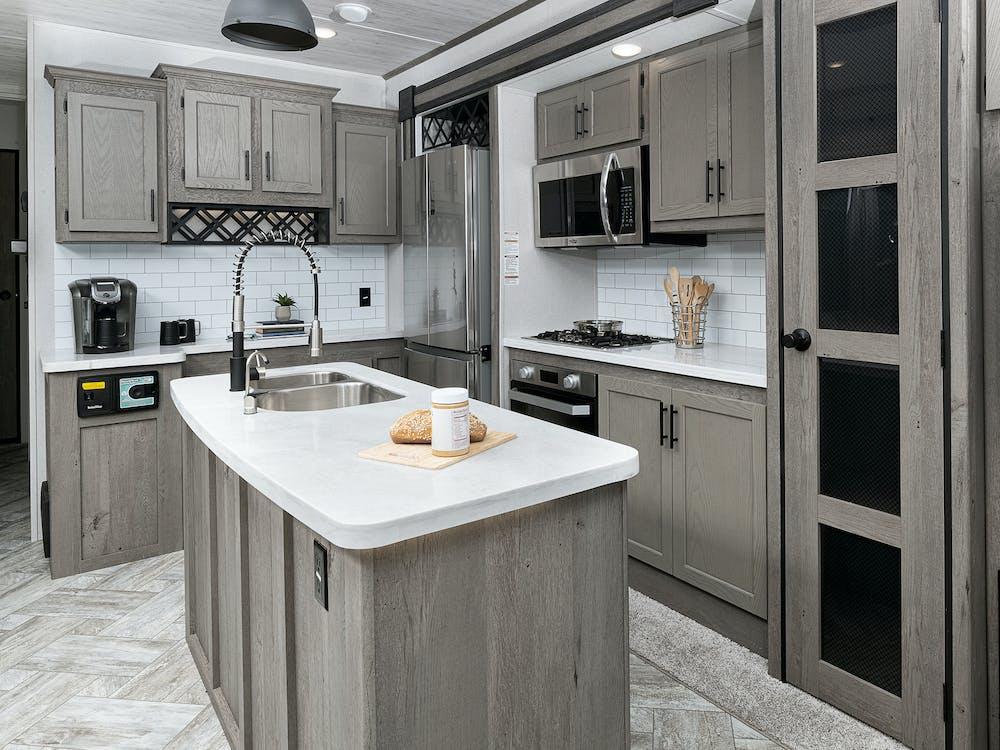 Keystone Residence Kitchen