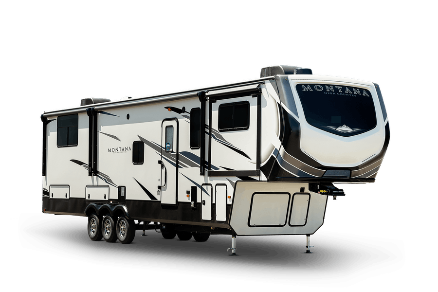 Montana High Country Toy Hauler Fifth Wheels