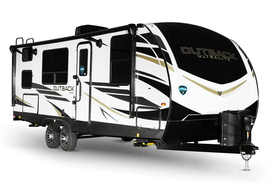 Outback Ultra-Lite Travel Trailers