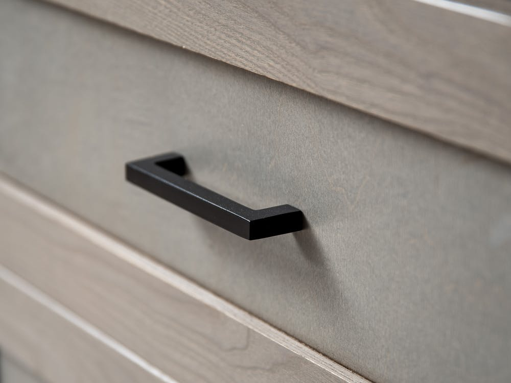 Keystone Outback cabinet hardware