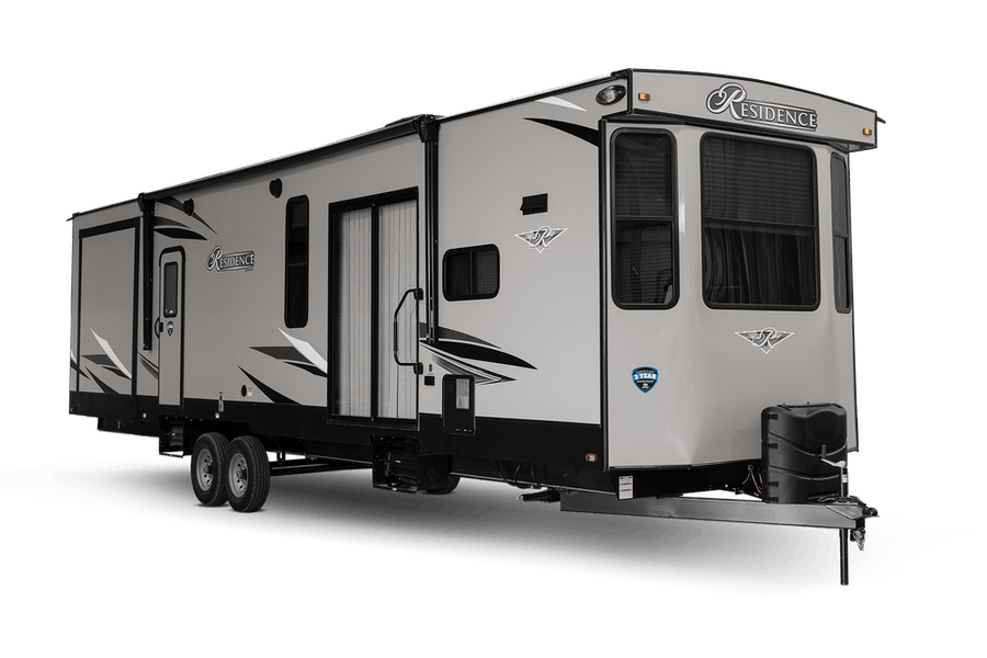 Residence Destination Travel Trailers
