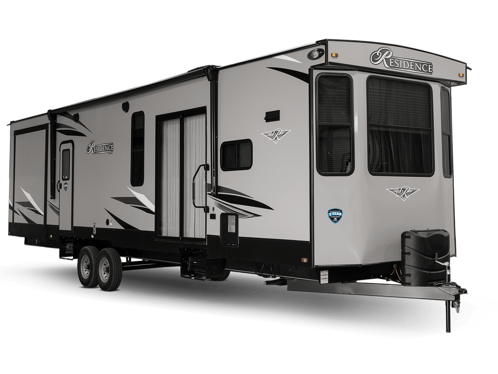 Residence destination trailer