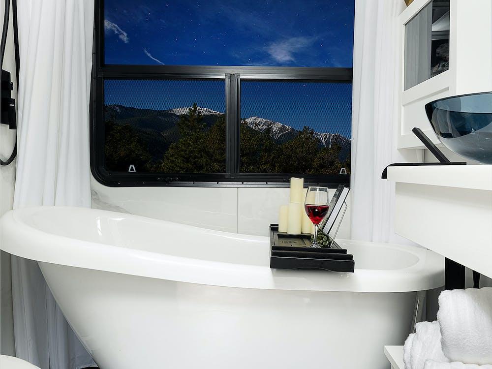 The Ultimate Montana bathroom