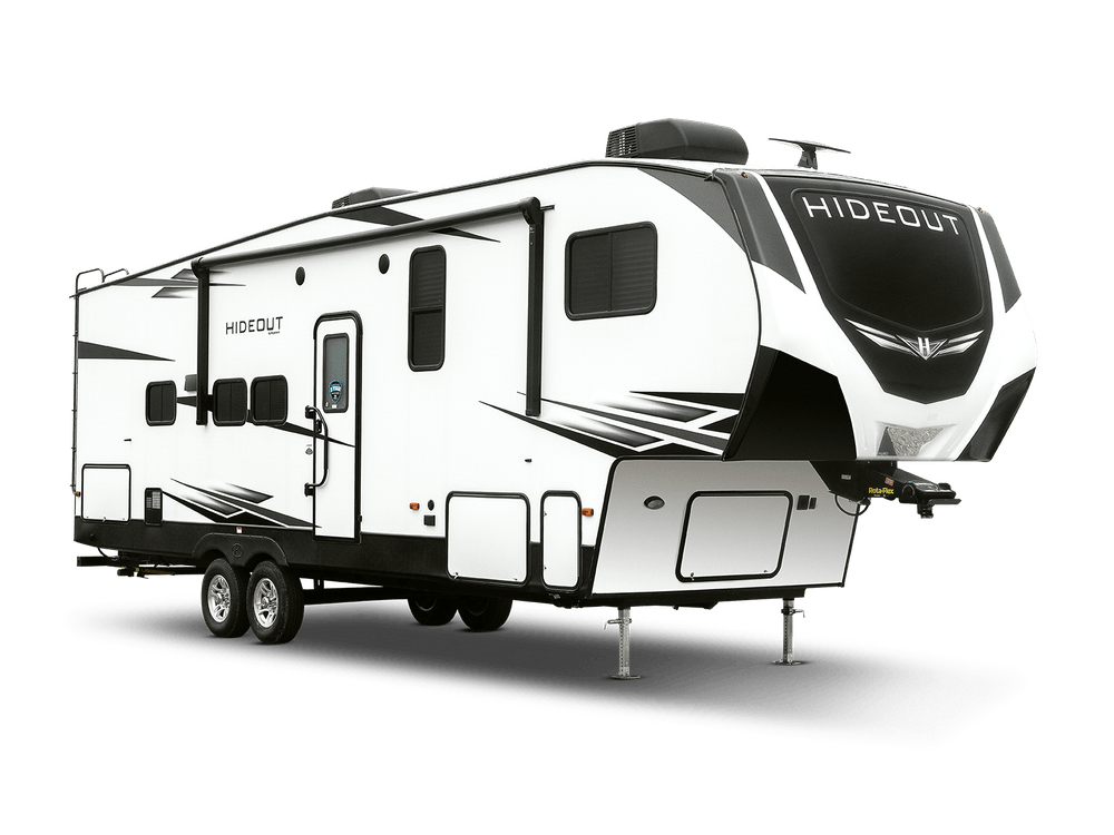 Hideout Fifth Wheel exterior