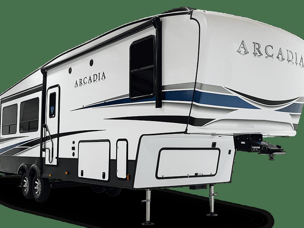 Keystone Arcadia 3660 exterior