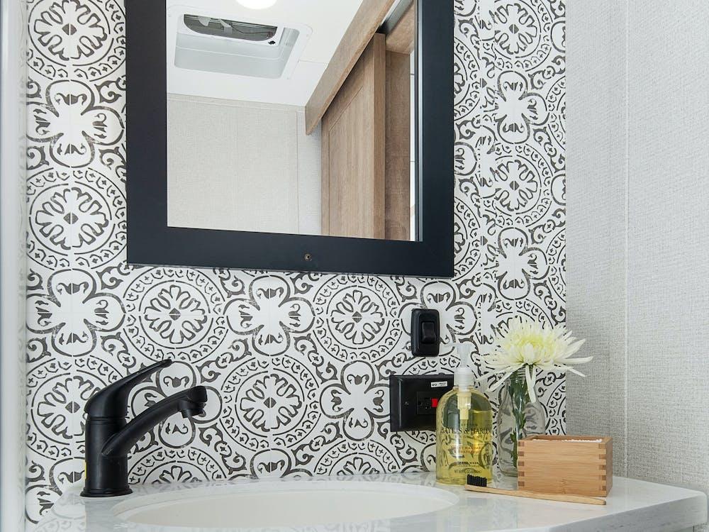 Keystone Arcadia 3660 bathroom vanity