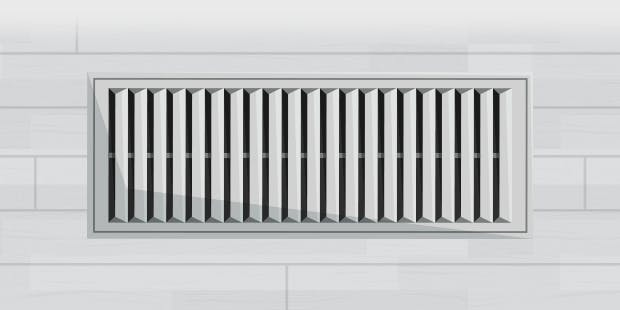Residential In-Floor Heating Ducts