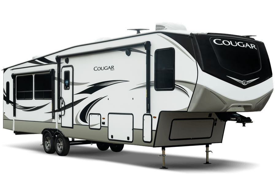 Cougar Toy Hauler Fifth Wheels