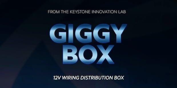 Giggy Box 12V Distribution Center