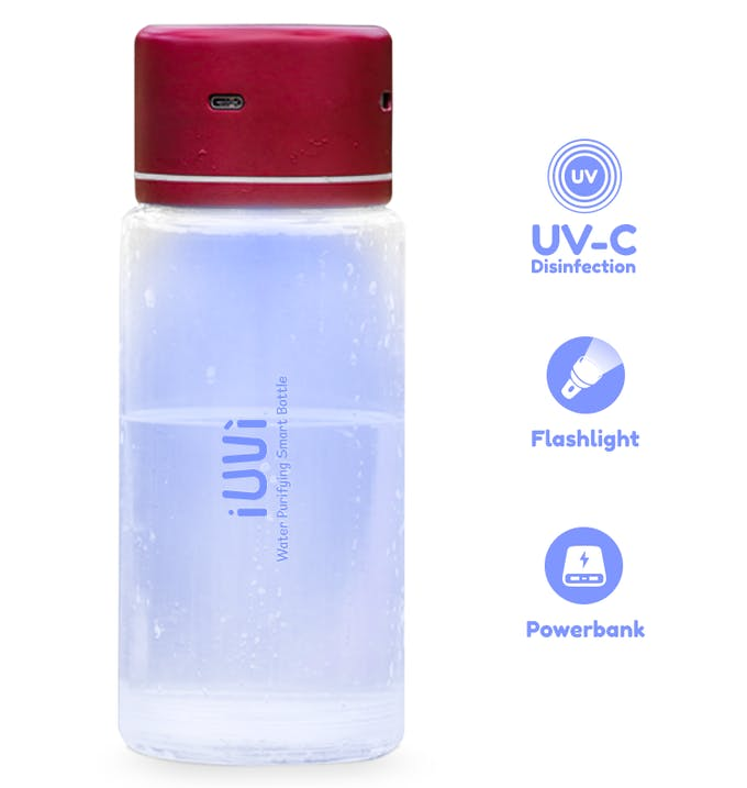 iUVi bottle