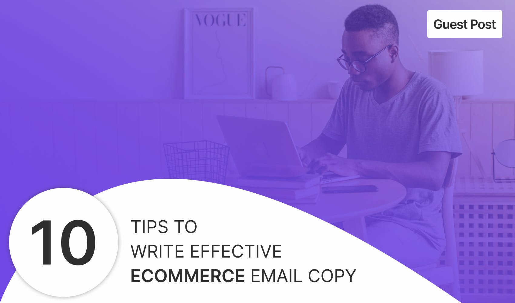 ecommerce email tips