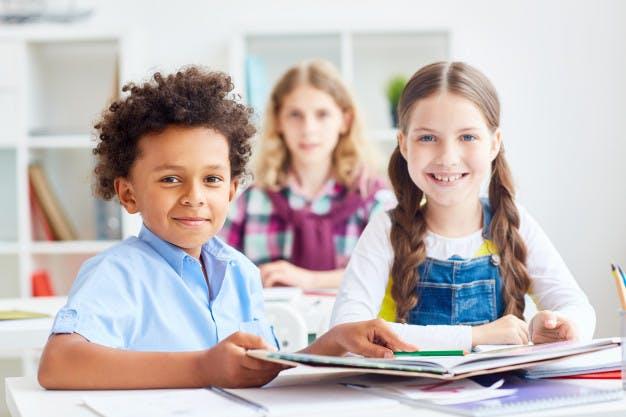 Коллективное обучение детей