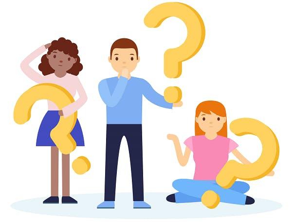 примеры ответов на вопросы детей