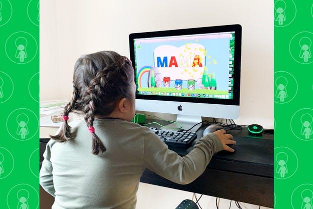 онлайн-школа чтения и русского языка для детей