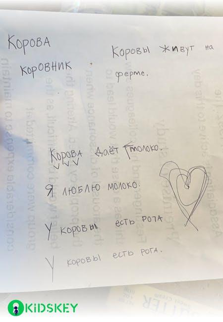 русская школа для детей в США