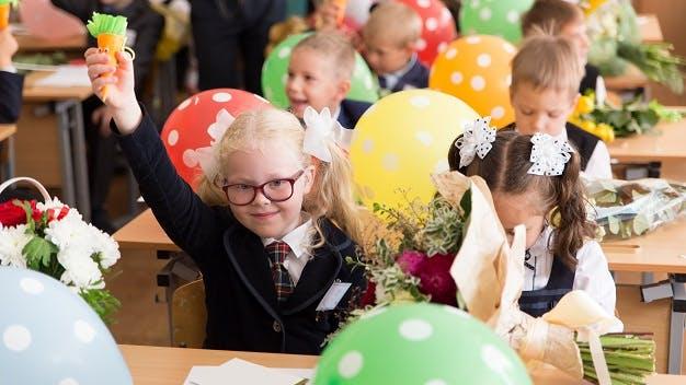 школа в России