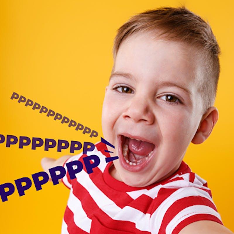 ребенок плохо говорит р