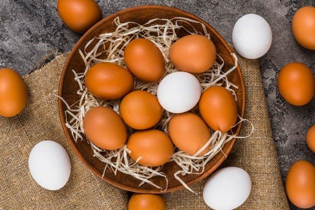 польза яиц для ребенка