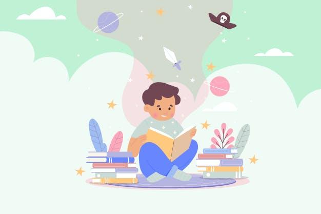 чтение и коммуникация у детей