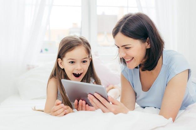 гаджеты и развитие ребенка