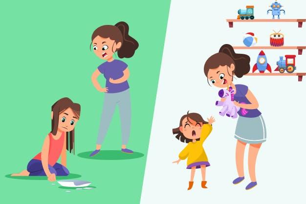 почему у детей разный характер