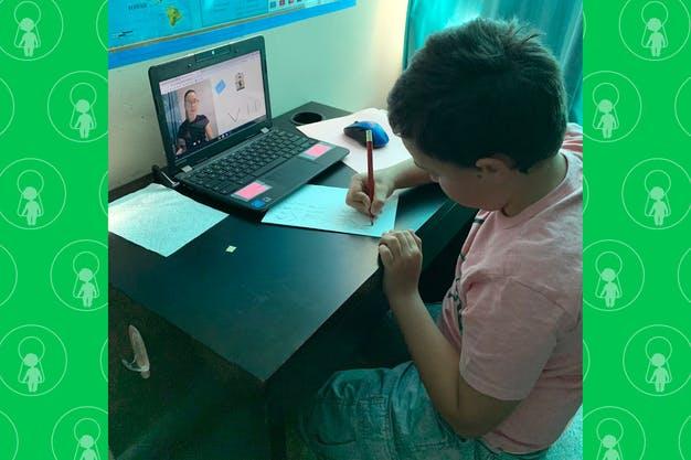 Онлайн-школа Kidskey